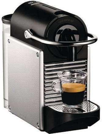 magimix nespresso pixie electric aluminium m110. Black Bedroom Furniture Sets. Home Design Ideas