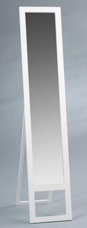 374424fff025d2 Menu Norm Floor Mirror spiegel zwart - Klokken.shop